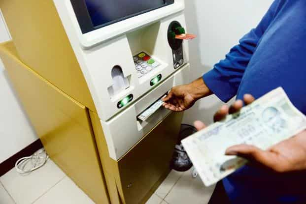 Don't take help from strangers when using an ATM. Photo: Mint