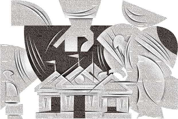 The Reserve Bank of India has done well to divide banks into two categories in its analysis of financial stability. Illustration: Jayachandran/Mint