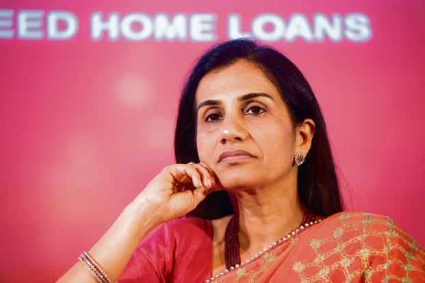 Chanda Kochhar, CEO of ICICI Bank. The whistleblower claimed top bank executives, including Kochhar, breached rules to avoid classifying the loans as bad. Photo: Abhijit Bhatlekar/Mint