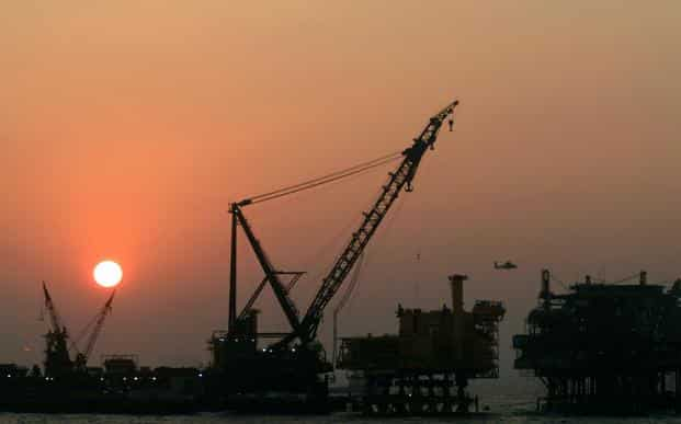 India was looking at slashing oil imports from Iran and replacing them with more purchases from Saudi Arabia and Kuwait, officials said earlier. Photo: Bloomberg.