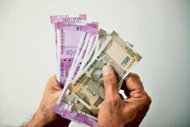 The rupee had on Thursday breached 69 level against the dollar to register a record low. Photo:  Mint