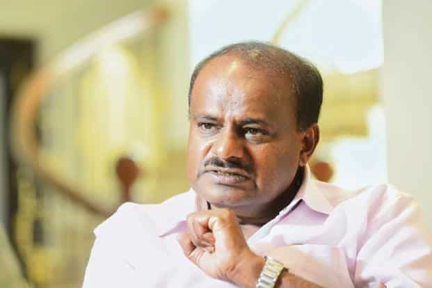 The JD(S), led by former Prime Minister H.D.Deve Gowda and his son, Kumaraswamy, had promised to waive off Rs 53, 000 crore of loans taken by farmers in  Karnataka. Photo: Mint