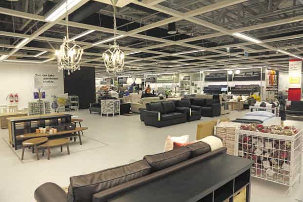 Ikea Gives Its First Store In India A Local Touch