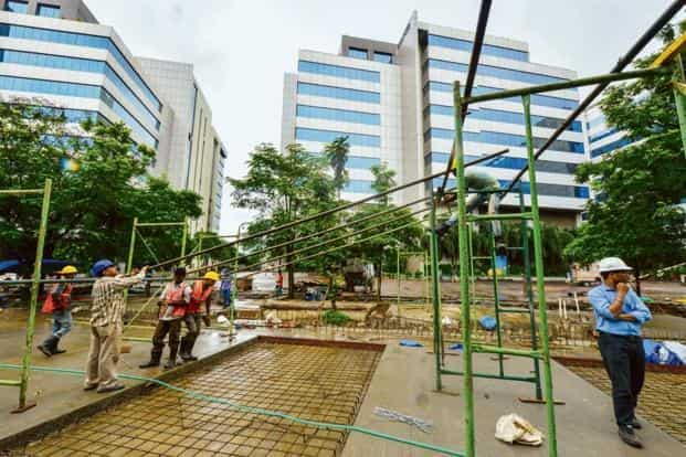 According to data from property consultant JLL India, about 8 million sq ft of office space across several IT and non-IT parks is poised to come up across Navi Mumbai's 344 sq.km in the next five years.