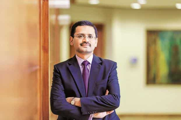 Rajesh Gopinathan, chief executive officer of Tata Consultancy Services Ltd (TCS). Photo: Bloomberg