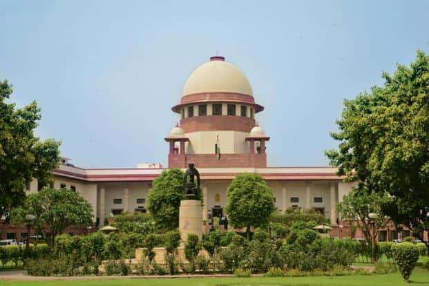 The top court rejected the plea to adjudicate issues arising out of personal rights and duties of same-sex couples. Photo: Ramesh Pathania/Mint