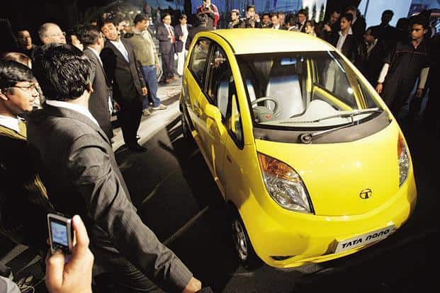 The much-touted Tata Nano—hailed as a 'milestone in frugal engineering'— fell short on safety, ran behind schedule and produced questionable crash test results. Photo: AP