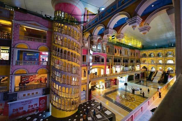 The fine art of bringing dead malls alive