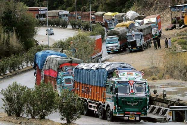 Government Move To Increase Truck Axle Load Raises Concerns