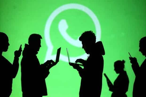 How widespread is WhatsApp's usage in India?