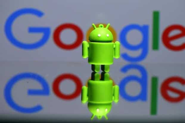 Google fined $5 billion by EU, told to alter Android model