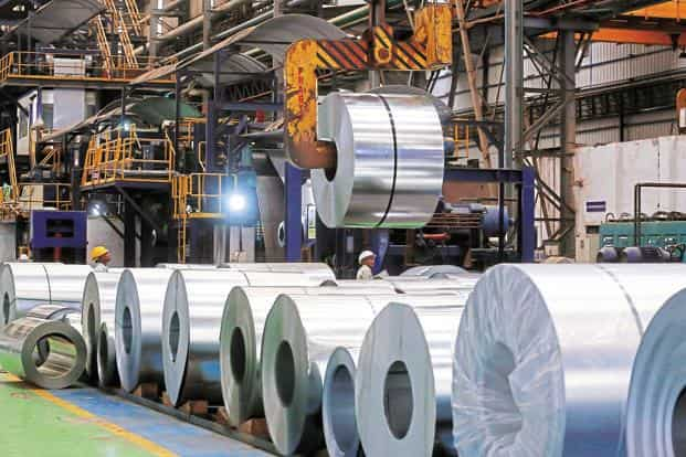 The main exporters of steel to the EU are China, India, Russia, South Korea, Turkey and Ukraine. Photo: Bloomberg