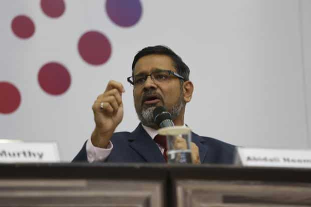 Wipro CEO Abidali Z. Neemuchwala. Typically, IT firms take 15-18 months to close outsourcing contracts valued at more than $1 billion, and work on this entire IT outsourcing deal was completed under Neemuchwala's watch. Photo: Ramegowda Bopaiah/Mint.