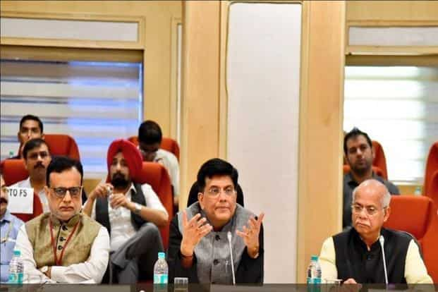 The next GST Council meeting will be held on 4 August.  Photo: Courtesy Twitter