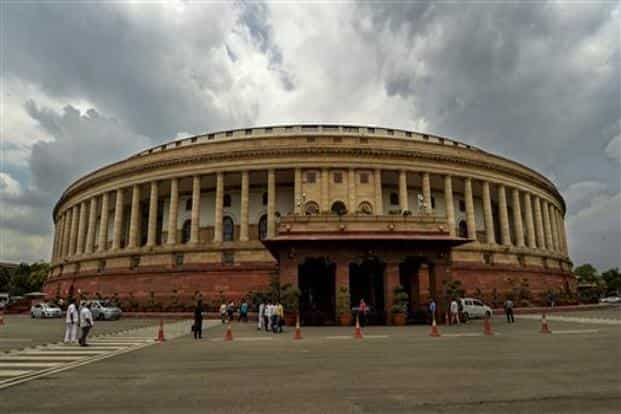 The insolvency amendment bill replaced the ordinance that was approved by the Union cabinet in May.Photo: AP