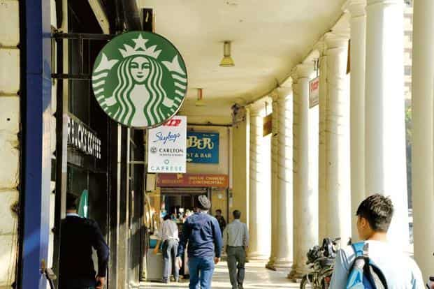 In India, Starbucks has 120 stores which is fewer than most of the 27 countries where it operates.  Photo: Ramesh Pathania/Mint