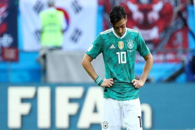 Former Germany international Mesut Ozil. Photo: Reuters