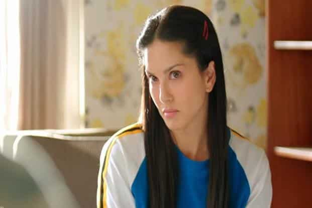 Sunny Leone plays herself in 'Karenjit Kaur: The Untold Story Of Sunny Leone'.