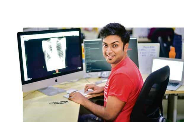 Rohit Ghosh is also a project evaluator and classroom mentor for AI courses on online platform Udacity, and a classroom machine-learning instructor for Mumbai- based ed tech company Greyatom. Photo: Aniruddha Chowdhury/Mint