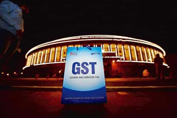 July's GST collection, that relates to sales made in June, does not reflect the latest round of GST rate cuts which came into force last Friday. Photo: