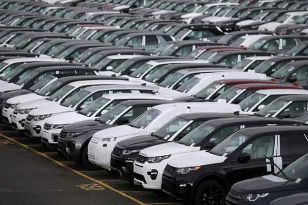 Tata Motors share prices today fell as much as 6.11% intraday to Rs 248.  Photo: Reuters