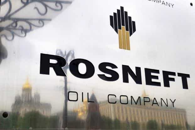 Rosneft and its partners — including global trader Trafigura and Russian fund UCP — in August 2017 closed the deal to buy Essar Oil, now known as Nayara Energy, for $12.9 billion. Photo: AFP