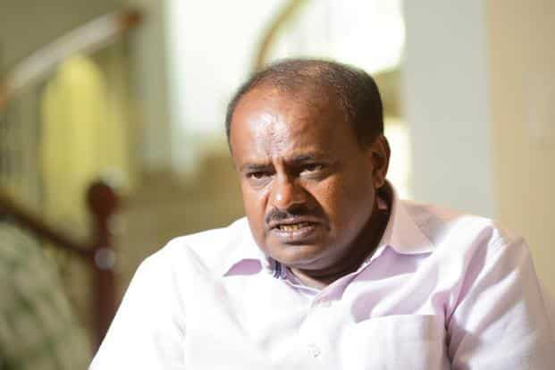 Karnataka chief minister H.D. Kumaraswamy. The 2,574 wards that will go to polls, are spread over 8 districts of south Karnataka, 3 districts in the coastal region and 11 districts of north Karnataka, and have a registered voter base of over 3.6 million.
