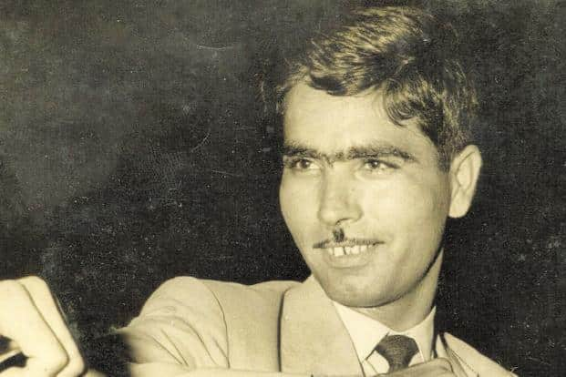 Squadron Leader P.N.Malhotra, co-pilot of the Indian Air Force's An-12 aircraft, which disappeared in the mountains of Himachal Pradesh on 7 February 1968.
