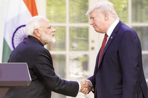The US notification gains significance as the Trump Administration made an exception for India, which is yet to become a member of the NSG. File photo: AP