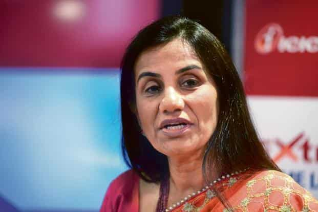The ICICI Bank wrote off unsecured portions of doubtful corporate loans totalling ₹5,000-5,600 crore in 2016-17, CEO Chanda Kochhar  said in a note early April. Photo: Abhijit Bhatlekar/ Mint.