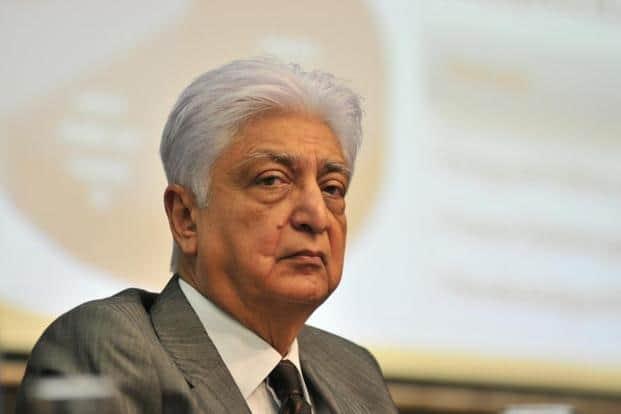 A file photo of Wipro chairman Azim Premji.  Premji Invest is Azim Premji's investment arm.