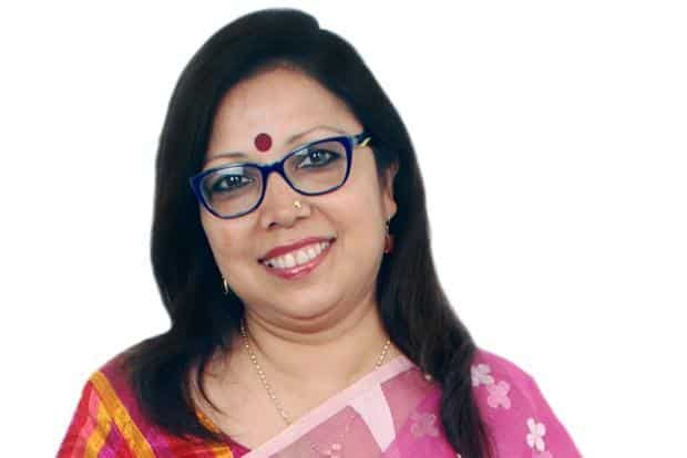 Revathi Roy, founder and CEO of Hey DeeDee says they are using small cargo vehicles because bigger vehicles are not very movable in the cities.