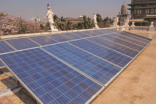 Opinion Let China Pay For Indias Solar Push