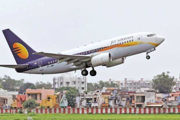 The Jet counter has slumped over 12% since 2 July and in intra-day trading today, it touched a 52-week low of ₹286.95