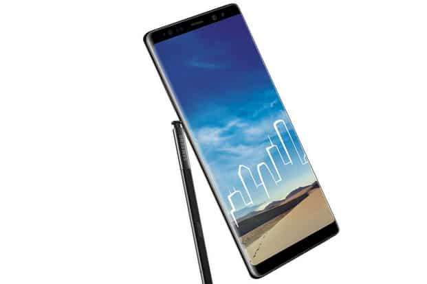 The Samsung Galaxy Note 9 Is Expected To Be An Incremental Upgrade Over Outgoing