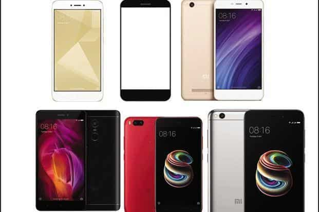 796e62f7aa7 These 4 Xiaomi mobile phones account for 26% of all smartphone sales ...