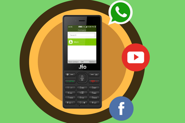 WhatsApp not released yet on JioPhone