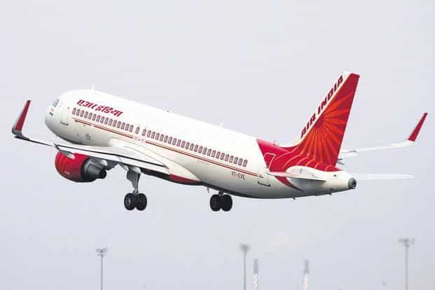 Air India flight land in Kochi
