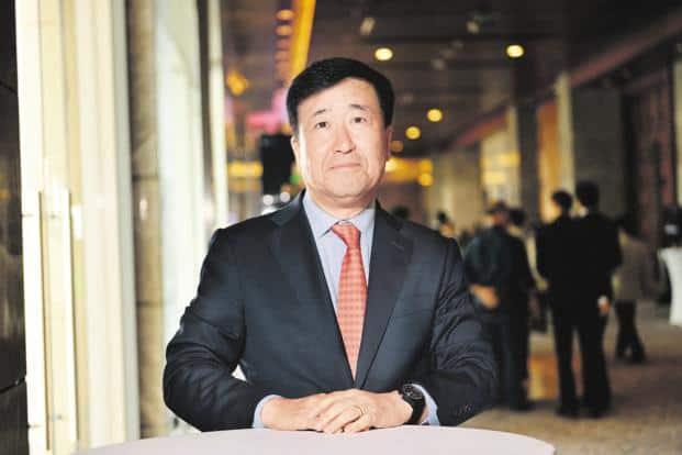 Y.K. Koo, managing director and chief executive, Hyundai Motor India Ltd. Photo: Pradeep Gaur/Mint