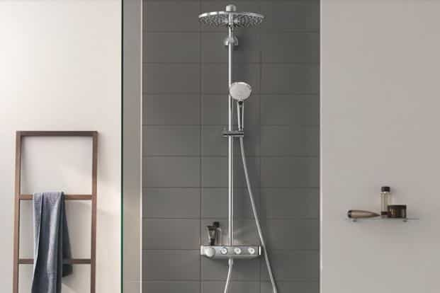 Lixil, which makes sanitaryware under American Standard and Grohe brands in India, has just 2-3% volume share in India at present.