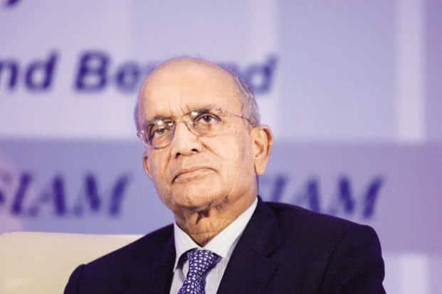R.C. Bhargava, chairman of Maruti Suzuki India Ltd. Photo: Mint