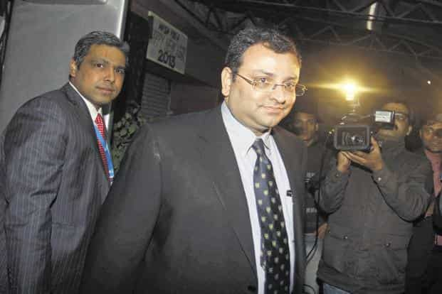 """The NCLAT also said that Tata Sons cannot """"force"""" Cyrus Mistry to sell his shares in the company. Photo: Hindustan Times"""