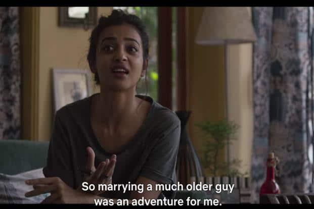 Love, sex and Radhika Apte