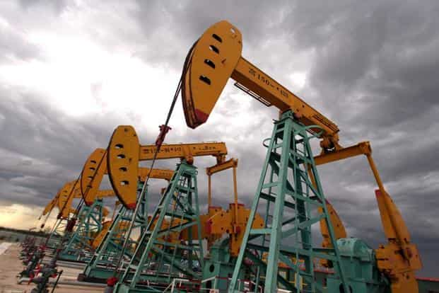 """Bank of America said it expected Brent prices to be in a $65 to $80 per barrel range """"until Iran sanctions start to bite"""" in the first-half of 2019. Photo: Bloomberg"""