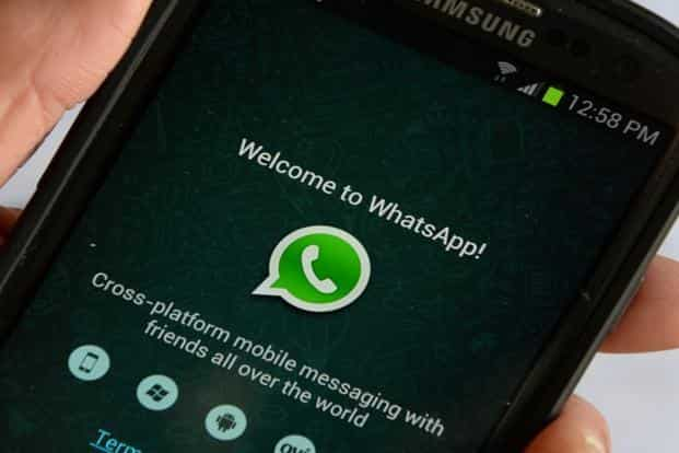 As of February 2017, there were more than 200 million monthly active WhatsApp users in India. Photo: AFP