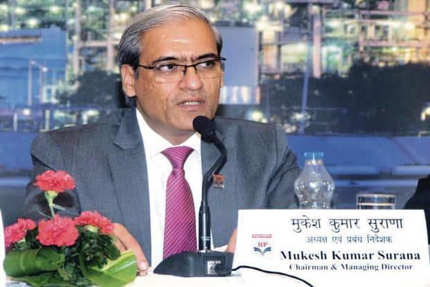 HPCL chairman M.K. Surana. Photo: PIB