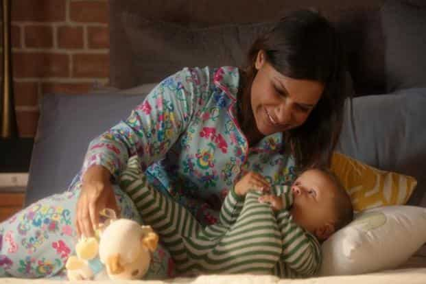 Actor and comedian Mindy Kaling played an ob-gyn in the romantic comedy television series 'The Mindy Project'.