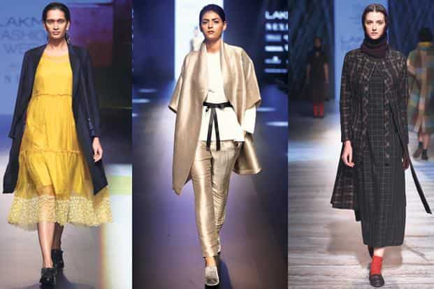 8a7be1d1ff The big trends from Lakmé Fashion Week Winter-Festive 2018