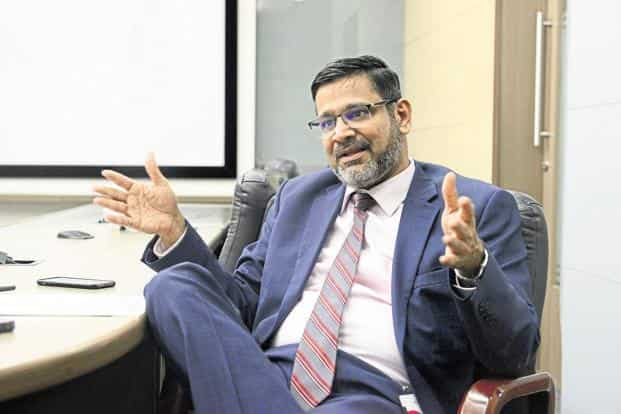 Wipro CEO Abidali Neemuchwala. Wipro's deal win is significant because most outsourcing deals are shrinking both in value and duration. Photo: Mint
