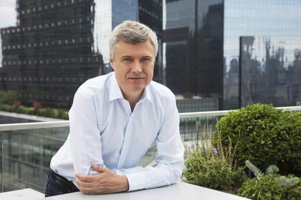New WPP CEO Mark Read.